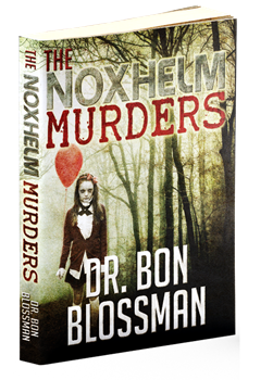 The Noxhelm Murders | a teen mystery novel